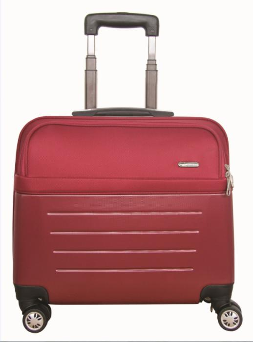 ABS Hybrid Trolley Laptop Carry-on