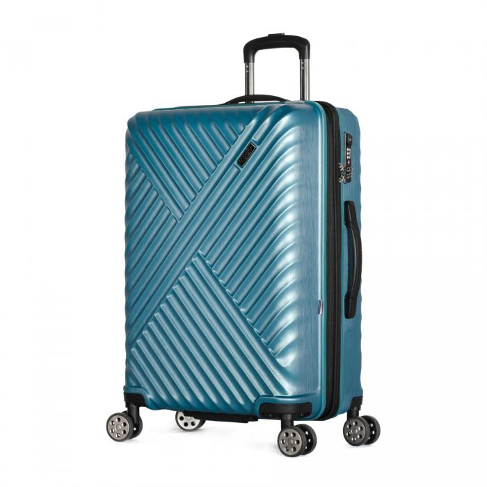 Fashionable trolley suitcase ABS+PC Trolley Luggage set