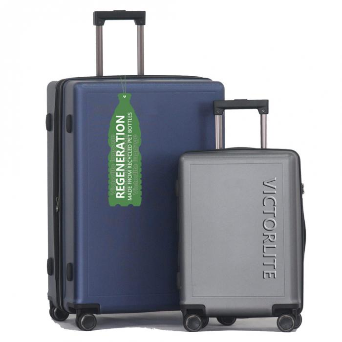 Recycled RPET  Luggage