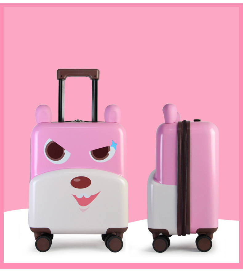 3D designed luggage,kids luggage,abs kids luggage, abs+pc kid luggage,Disney kids luggage,Disney Fama luggage factory,bags factory with disney fama,luggage factory with disney fama,3D designed kids luggage